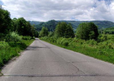 Cesta do ostrého Grúňa (1)