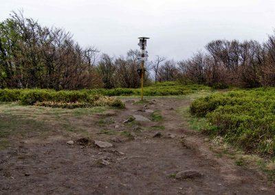 Vtáčnik - na vrchole.