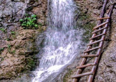 Ráztocký vodopád.