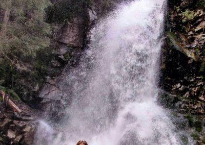 Roháčsky vodopád.