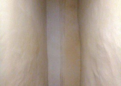 Budatínsky hrad - toaleta
