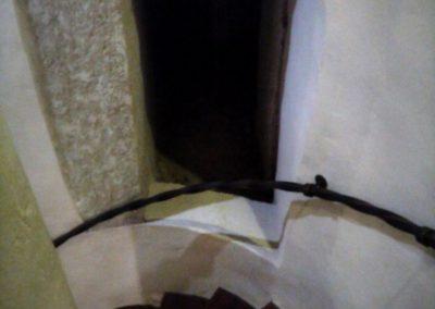 Budatínsky hrad - schodisko