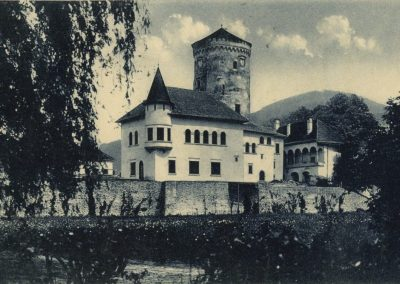 utopenci z budatínskeho krutidla pod Budatínskym hradom
