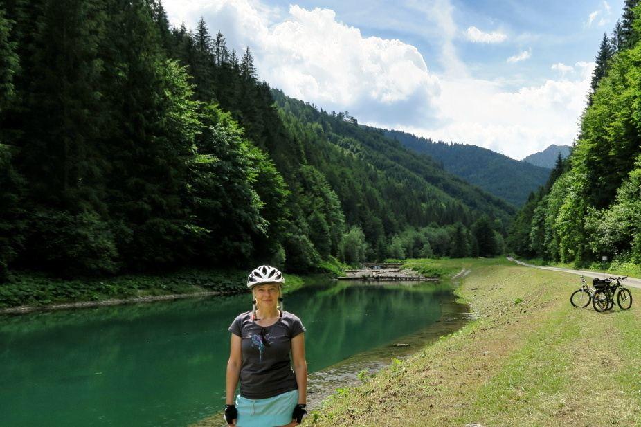 Ľubochnianska dolina je pre bicykel stvorená!