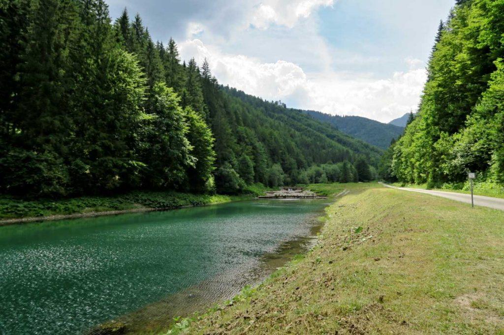 Ľubochnianska dolina je pre bicykel stvorená