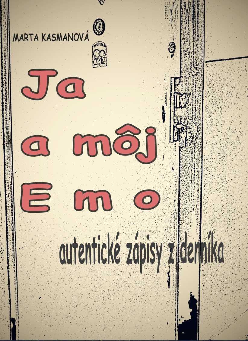 kniha Ja a môj Emo