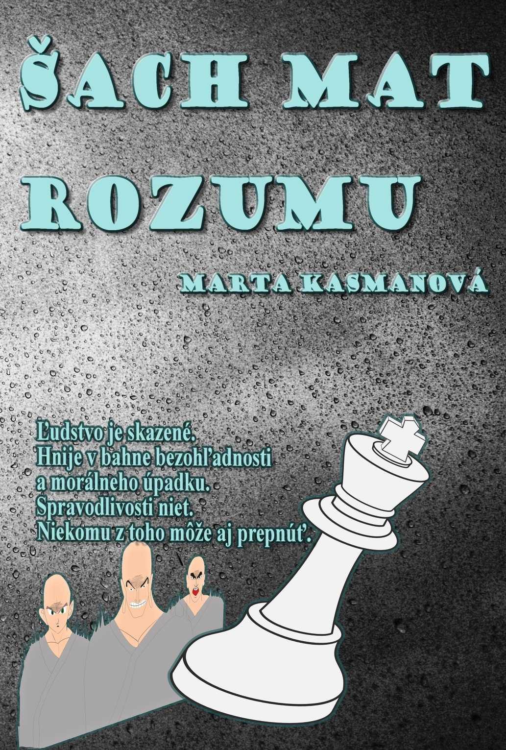 Kniha Šach mat rozumu