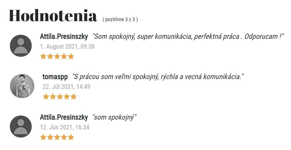 Recenzie Jaspravim.sk